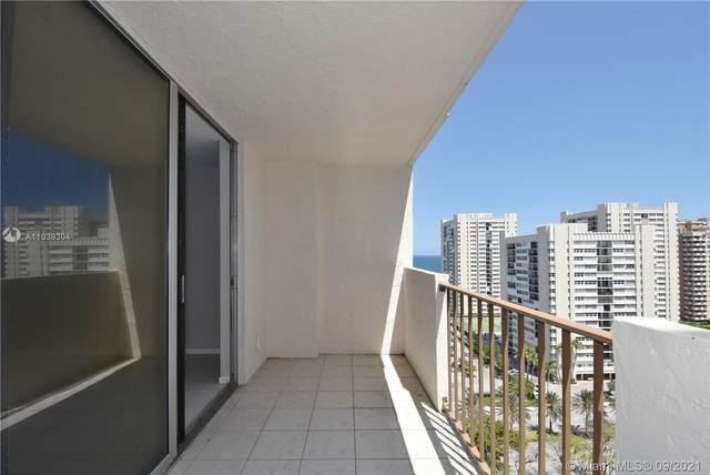 1865 S Ocean Dr 17H, Hallandale Beach, FL 33009 (MLS #A11039304) :: Onepath Realty - The Luis Andrew Group