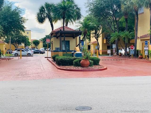 14930 SW 82nd Ter 16-202, Miami, FL 33193 (MLS #A11039417) :: Compass FL LLC