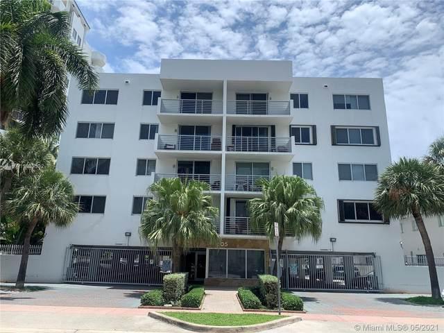 1605 Bay Rd #406, Miami Beach, FL 33139 (MLS #A11039532) :: Dalton Wade Real Estate Group