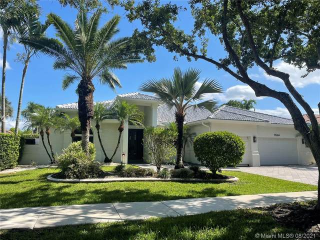 13264 Lakeside Ter, Cooper City, FL 33330 (MLS #A11039533) :: The Rose Harris Group