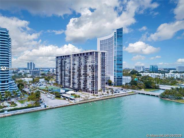 600 NE 36th St #1219, Miami, FL 33137 (MLS #A11039616) :: The Howland Group