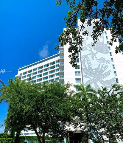 1100 West Ave #402, Miami Beach, FL 33139 (MLS #A11040101) :: The Rose Harris Group