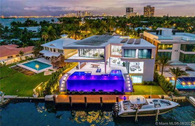 1133 Belle Meade Island Dr, Miami, FL 33138 (MLS #A11040158) :: The Jack Coden Group