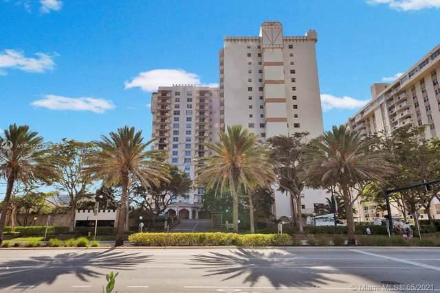 1865 S Ocean Dr 4C, Hallandale Beach, FL 33009 (MLS #A11040227) :: Compass FL LLC