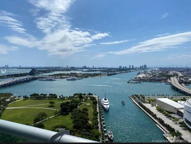 900 Biscayne Blvd #3401, Miami, FL 33132 (MLS #A11040228) :: GK Realty Group LLC