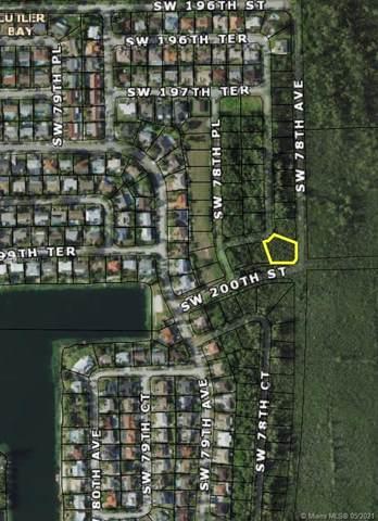 7810 SW 199th Ter, Cutler Bay, FL 33189 (MLS #A11040871) :: Douglas Elliman