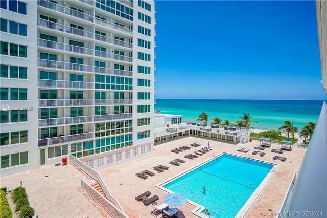 5401 Collins Ave #345, Miami Beach, FL 33140 (MLS #A11041185) :: GK Realty Group LLC