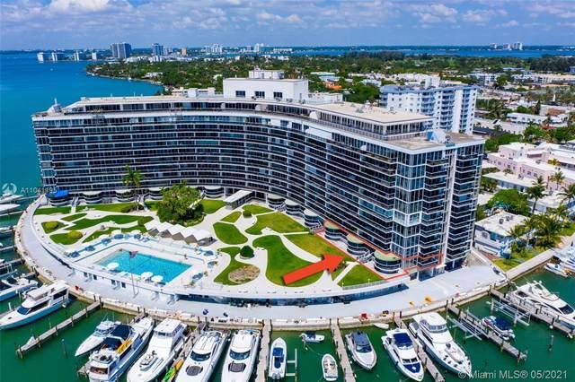 900 Bay Dr #102, Miami Beach, FL 33141 (#A11041195) :: Dalton Wade