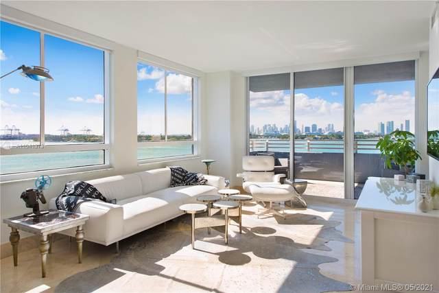 1330 West Ave #808, Miami Beach, FL 33139 (MLS #A11041373) :: ONE Sotheby's International Realty