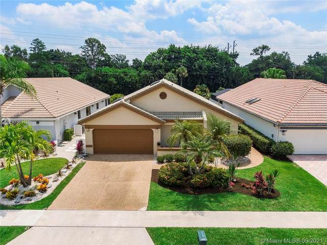 21386 Bridge View Dr, Boca Raton, FL 33428 (MLS #A11041391) :: Team Citron