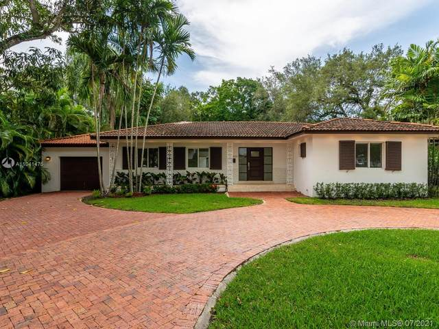 4733 Santa Maria St, Coral Gables, FL 33146 (MLS #A11041475) :: Prestige Realty Group