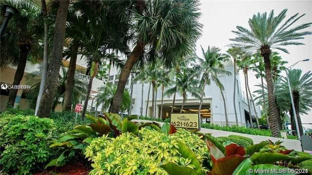 1621 Collins Ave #806, Miami Beach, FL 33139 (MLS #A11041757) :: The MPH Team