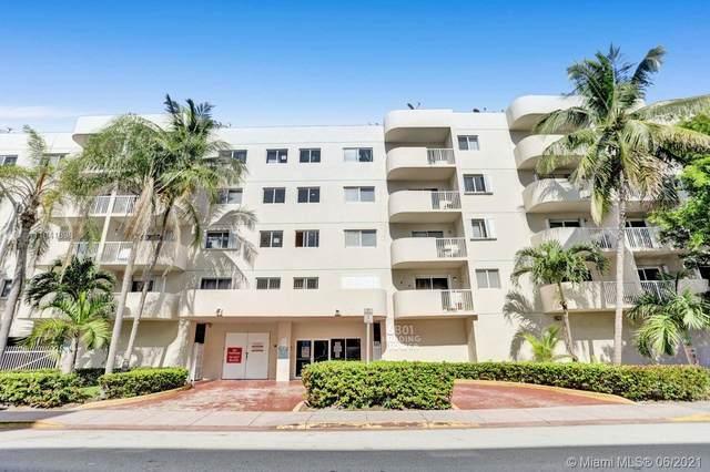 6801 Harding Ave #509, Miami Beach, FL 33141 (MLS #A11041898) :: GK Realty Group LLC