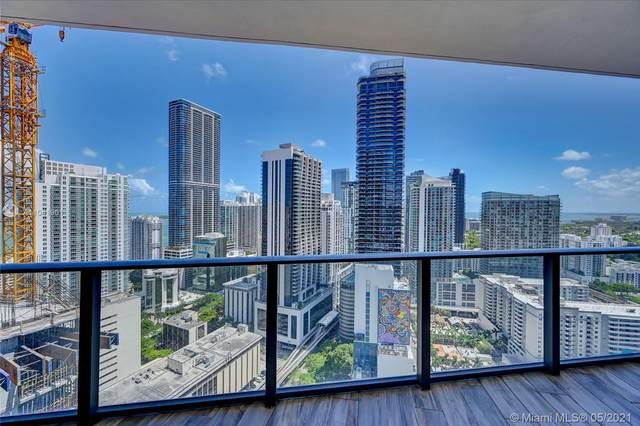 801 S Miami Ave #3302, Miami, FL 33130 (MLS #A11041901) :: The Rose Harris Group