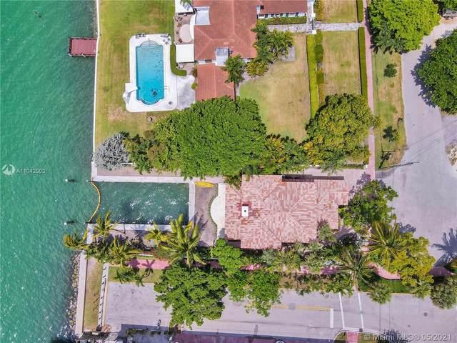 1100 Bay Dr, Miami Beach, FL 33141 (MLS #A11042003) :: Team Citron