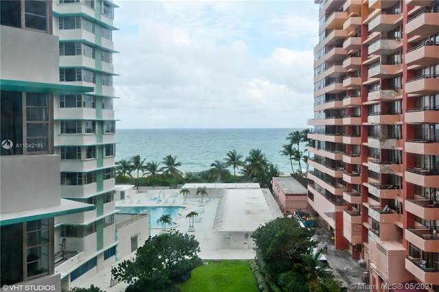 5255 Collins Ave 7J, Miami Beach, FL 33140 (MLS #A11042165) :: Natalia Pyrig Elite Team | Charles Rutenberg Realty