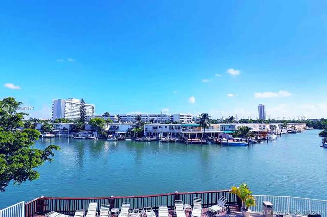 7133 Bay Dr #603, Miami Beach, FL 33141 (#A11042173) :: Dalton Wade