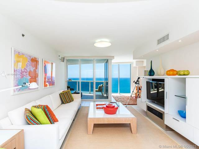 18911 Collins Ave #3004, Sunny Isles Beach, FL 33160 (#A11042411) :: Posh Properties