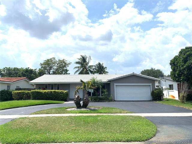 4710 Grant St, Hollywood, FL 33021 (MLS #A11042791) :: The Rose Harris Group