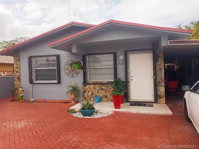 3441 SW 25th Ter, Miami, FL 33133 (#A11042792) :: Posh Properties