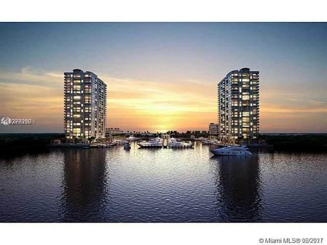17301 Biscayne #1401, North Miami, FL 33160 (MLS #A11042810) :: Equity Advisor Team
