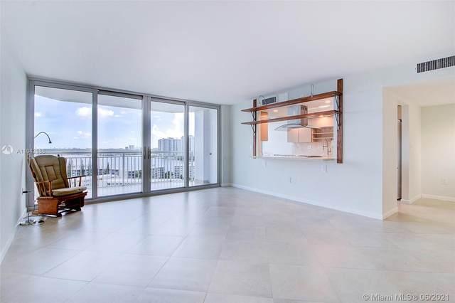 18021 Biscayne Blvd #1504, Aventura, FL 33160 (MLS #A11042986) :: Castelli Real Estate Services