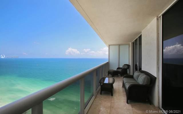 1830 S Ocean Dr #3710, Hallandale Beach, FL 33009 (#A11043255) :: Posh Properties