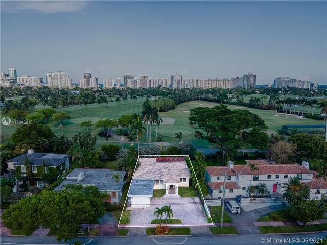 5825 Alton Rd, Miami Beach, FL 33140 (MLS #A11043315) :: Albert Garcia Team