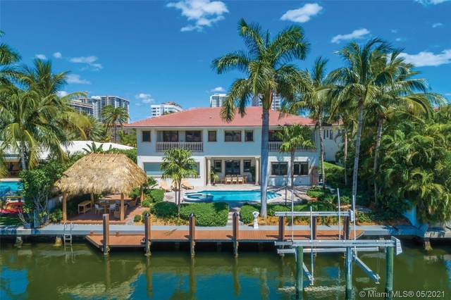 636 Palm Drive, Hallandale Beach, FL 33009 (MLS #A11043356) :: The Riley Smith Group