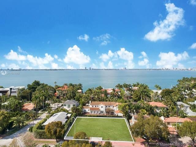 4410 Alton Rd, Miami Beach, FL 33140 (MLS #A11043382) :: The Pearl Realty Group