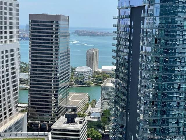 88 SW 7th St #3609, Miami, FL 33130 (MLS #A11043635) :: Green Realty Properties