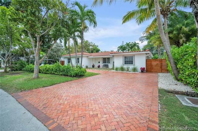 774 Fernwood Rd, Key Biscayne, FL 33149 (MLS #A11043997) :: The Paiz Group