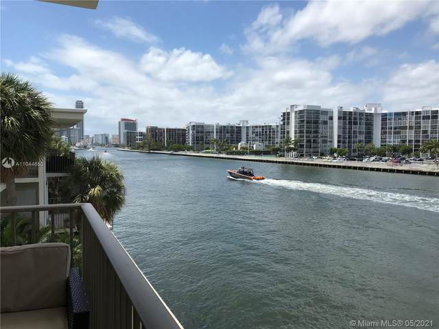 2600 S Ocean Dr S317, Hollywood, FL 33019 (MLS #A11044650) :: The Rose Harris Group