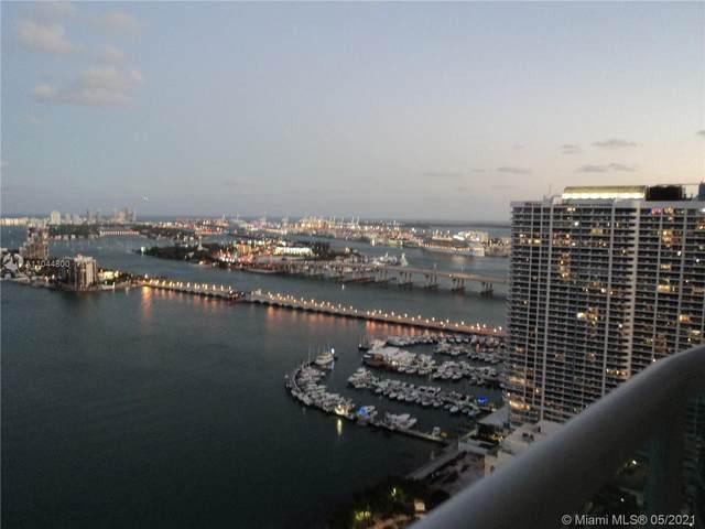 1800 N Bayshore Dr #3401, Miami, FL 33132 (MLS #A11044800) :: Castelli Real Estate Services