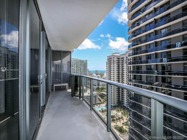 45 SW 9th St #2708, Miami, FL 33130 (#A11044826) :: Posh Properties