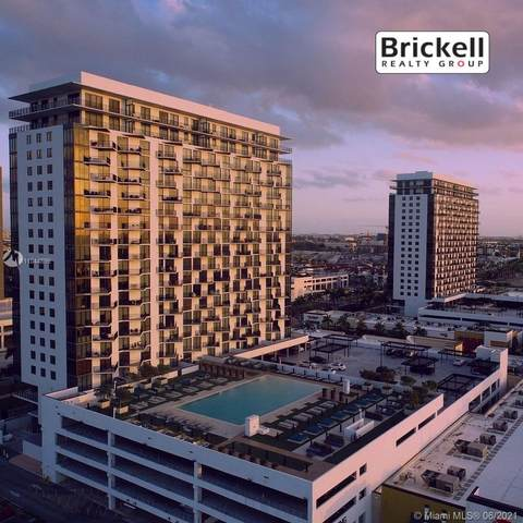 5300 NW 85th Ave #602, Doral, FL 33166 (#A11044899) :: Posh Properties