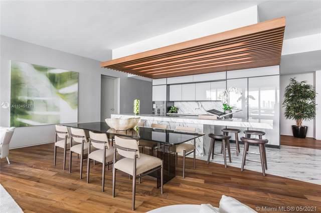 1300 Monad Terrace 11E, Miami Beach, FL 33139 (MLS #A11045127) :: Green Realty Properties