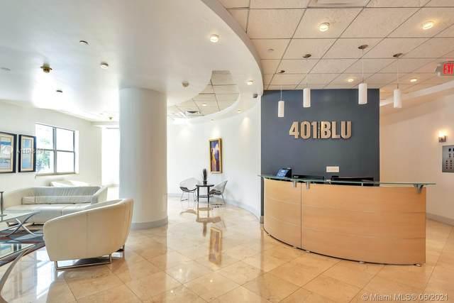 401 69th St #806, Miami Beach, FL 33141 (MLS #A11045191) :: Castelli Real Estate Services