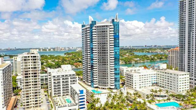6301 Collins Ave #1103, Miami Beach, FL 33141 (MLS #A11045334) :: The Rose Harris Group