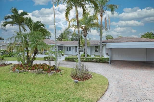 5240 SW 64th Ave, Miami, FL 33155 (MLS #A11045459) :: Team Citron