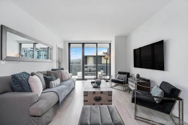 1300 S Miami Ave #3511, Miami, FL 33130 (#A11045880) :: Posh Properties