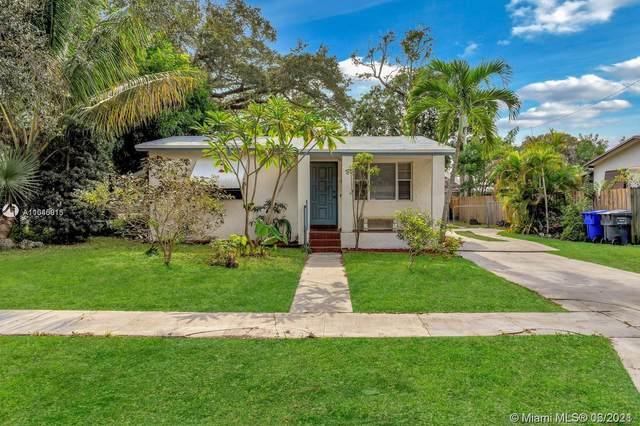 6440 Mcclellan St, Hollywood, FL 33024 (MLS #A11045915) :: Berkshire Hathaway HomeServices EWM Realty