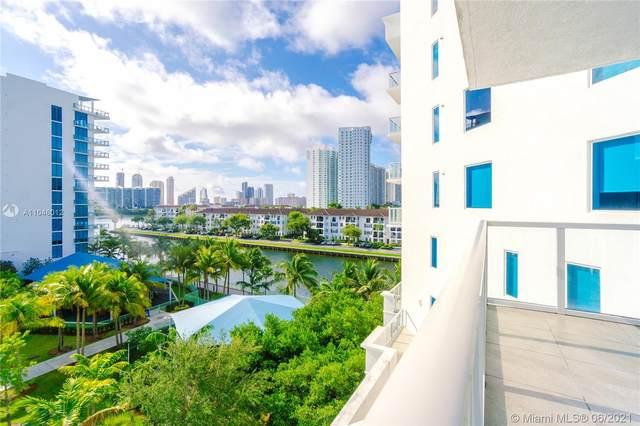 3030 NE 188th St #405, Aventura, FL 33180 (MLS #A11046012) :: ONE Sotheby's International Realty