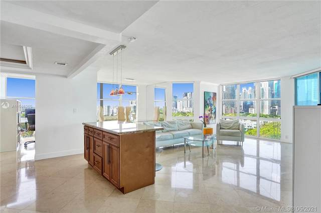 1901 Brickell Ave B1409, Miami, FL 33129 (MLS #A11046360) :: The Rose Harris Group