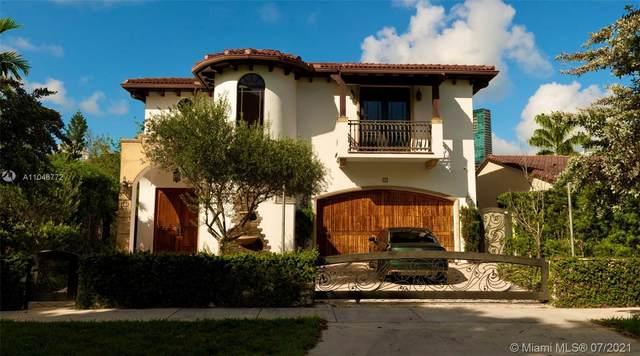 43 SW 20th Rd, Miami, FL 33129 (#A11046772) :: Posh Properties