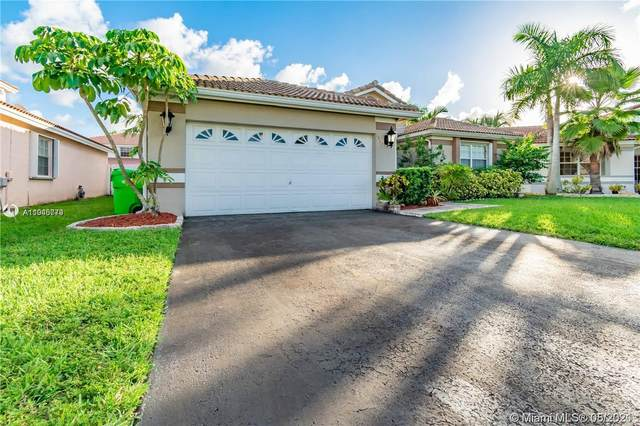 1327 NW 129th Ter, Sunrise, FL 33323 (MLS #A11046779) :: Castelli Real Estate Services