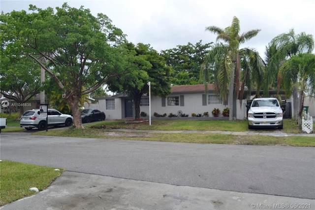 19417 SW 97th Pl, Cutler Bay, FL 33157 (MLS #A11046835) :: Team Citron