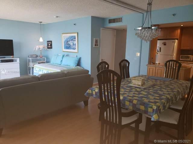210 174 ST #1615, Sunny Isles Beach, FL 33160 (#A11046845) :: Dalton Wade