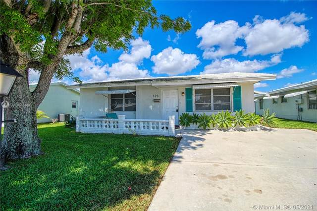 125 Leisureville Blvd, Boynton Beach, FL 33426 (MLS #A11046906) :: The Riley Smith Group