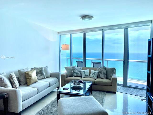 17001 Collins Ave #4005, Sunny Isles Beach, FL 33160 (MLS #A11046941) :: Castelli Real Estate Services